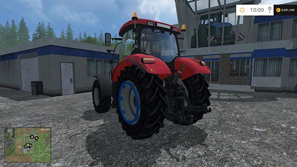 Case IH Maxxum 140 MC v1.0