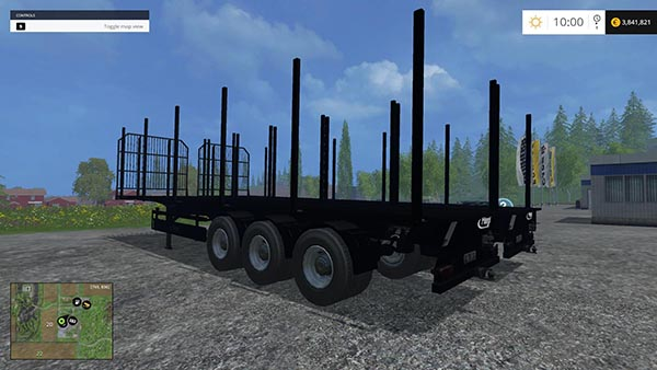 Fliegl AL Semi Dolly Pack v1.5.4