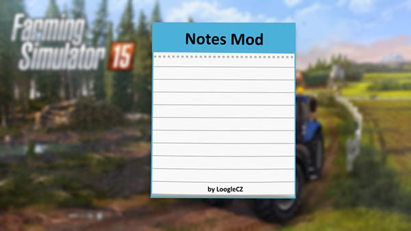 Notes Mod