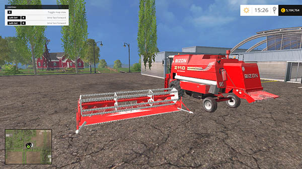 Bizon BS Z110 v 1.0