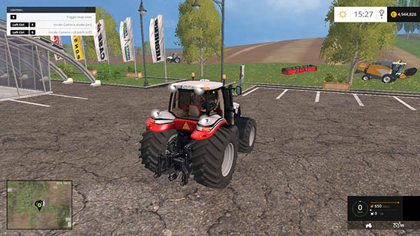 CASE IH MAGNUM 340 SILVER 25 YEARS EDITION v 1.0