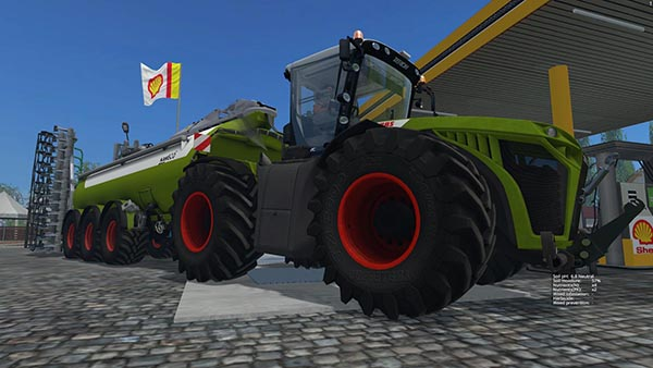 Claas Xerion 5000 v 2.0