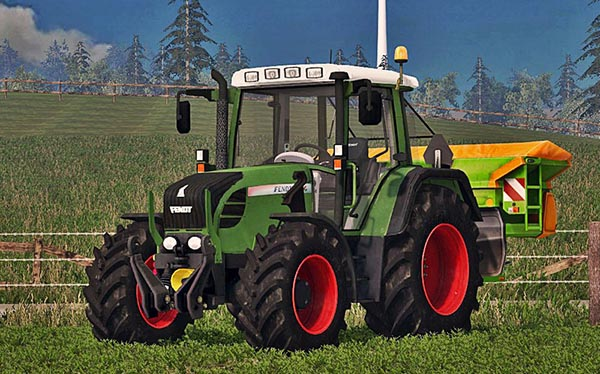 Fendt 312 Vario TMS Washable v 1.0