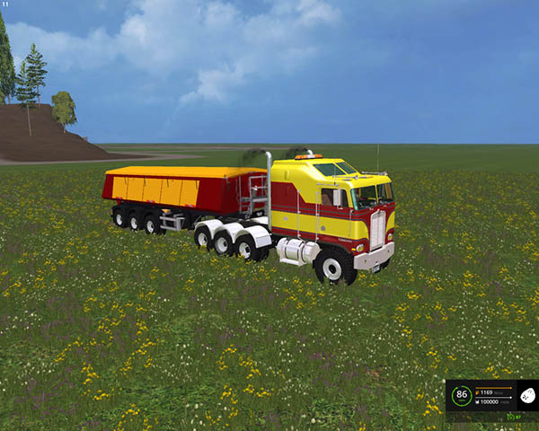 Kenworth K100 Cab Over v 2.0