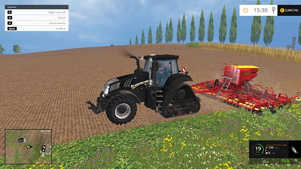 New Holland t8 Black Beauty v 1.1