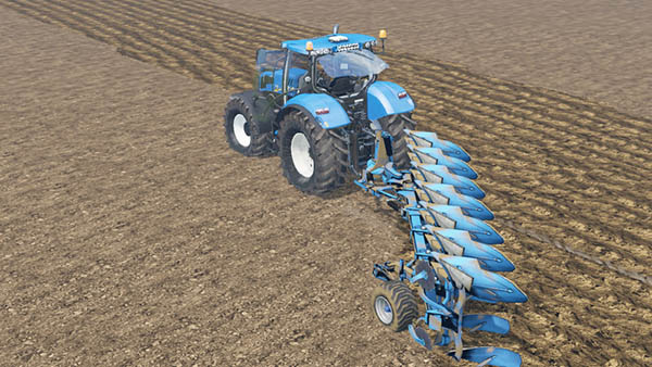 New holland T7240 v 2.0
