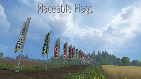 Placeable Flags v1.0