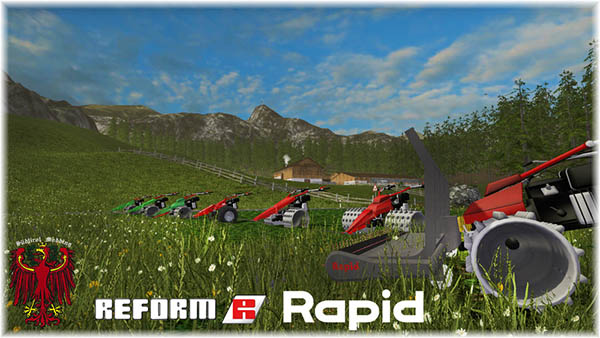 Reform And Rapid Motormaher Pack v 1.0