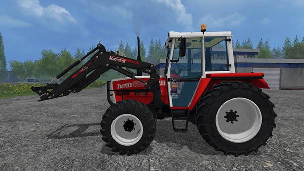 STEYR 8080A SK2 Turbo + 8110A Turbo SK2 Electronic v 1.0