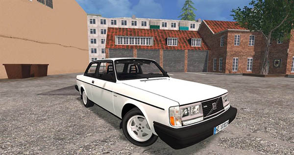Volvo 242 Turbo1 v 1.0