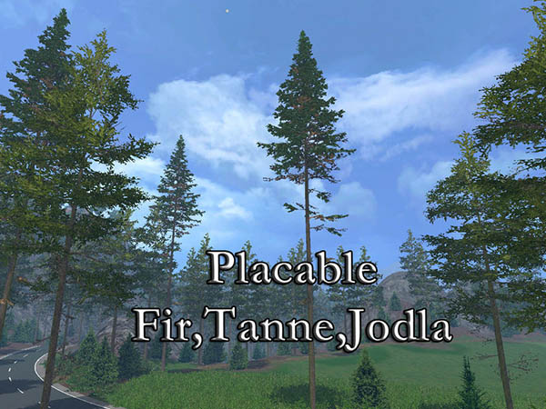 Fir placeable v 1.0