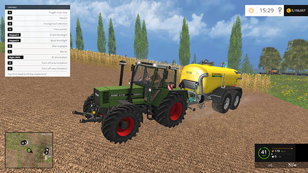 FENDT FAVORIT 615 v 1.0