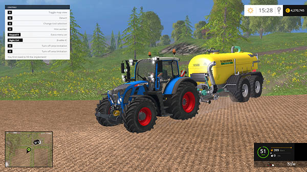 Fendt 700 series 4RC4 v 2.0