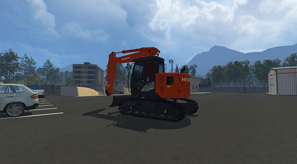 Hitachi ZX135USB v 1.0