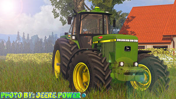 John Deere 4755 EU Version v 2.5