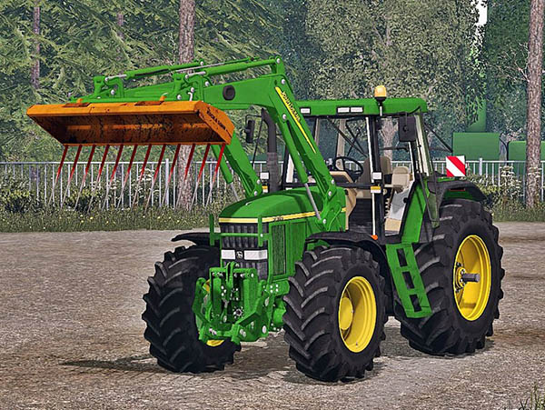 John Deere 7810 Washable v 3.0