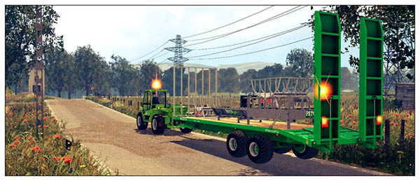 Joskin Wago loaders 8m and 10m v 1.1