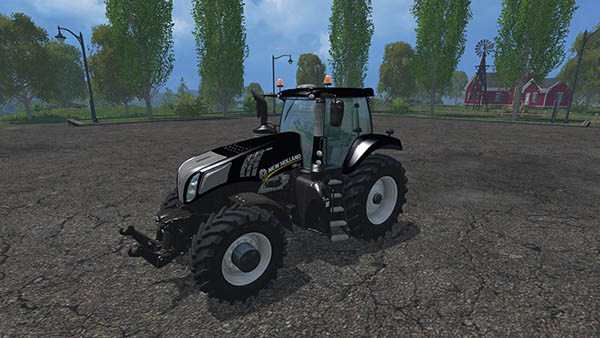 New Holland Black Beauty v 1.0