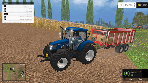 New Holland BluePower v 1.1
