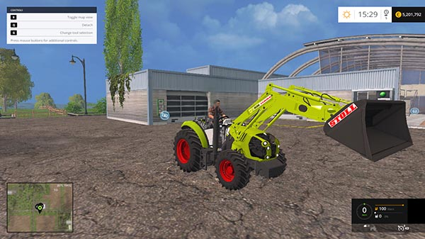 Pack CLAAS v 1.0