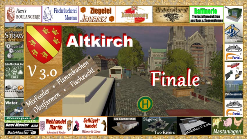 Altkirch in Alsace v 3.0