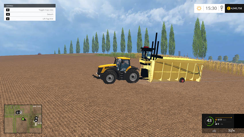 Cotton builder v 1.0
