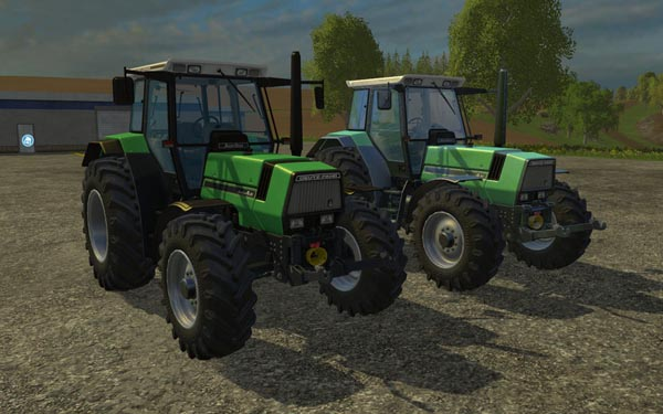 Deutz Fahr Agro Star 6.61