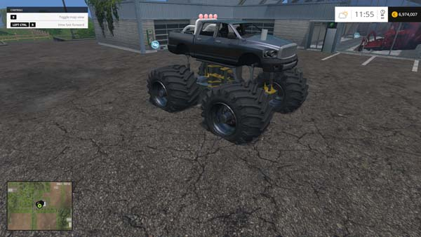 monster truck ls2015 com