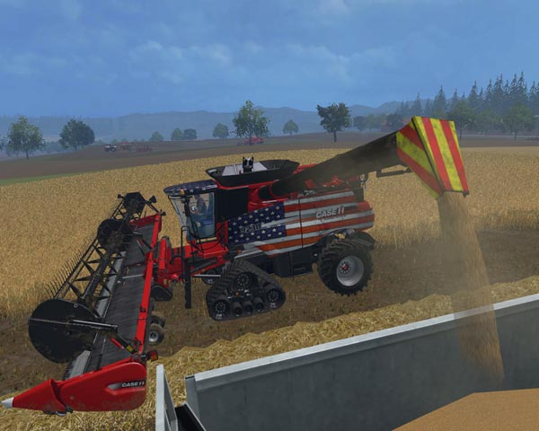 Case IH Axial Flow 9230S