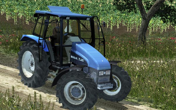 New Holland TL90 Pack