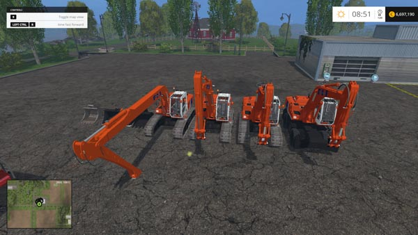 Hitachi FH200 Pack Final