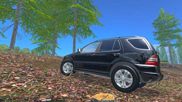 Mercedes Benz ML430