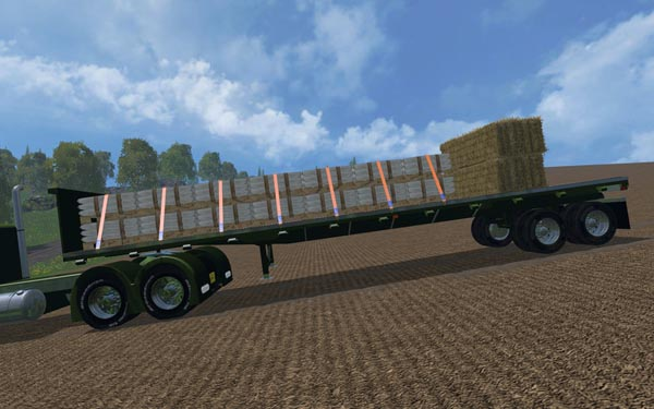US Flatbed Trailers