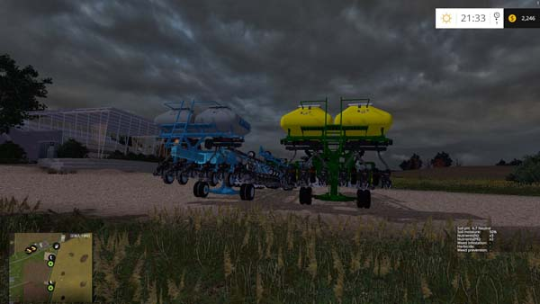DB90 and Kinze 3700