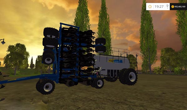 New Holland P2050 Air Drill seeder
