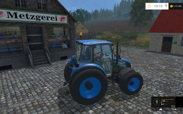 New Holland T 105