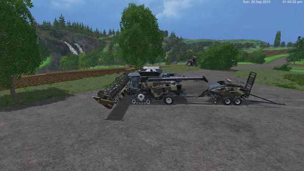 All In One New Holland Pack Camo