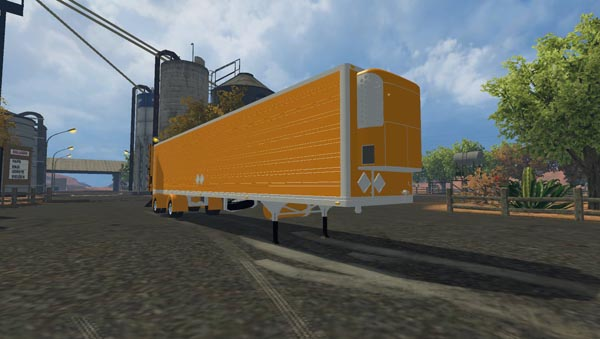 Cusom GreatDane Trailer