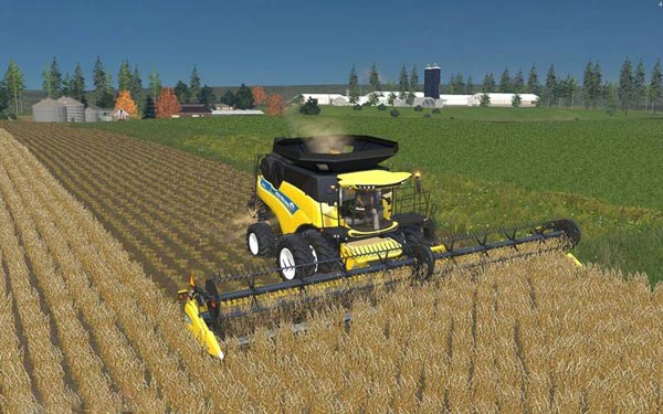 New Holland CR Combine Pack