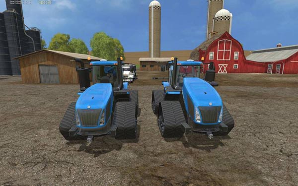New Holland T9.700 Pack