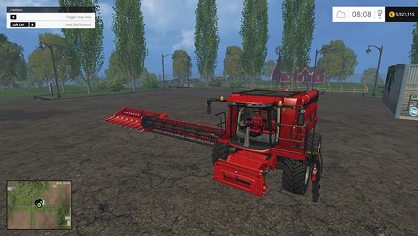 CASE IH 5130 AXIAL FLOW Final Version