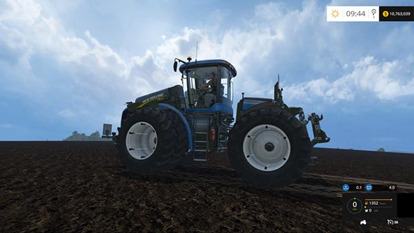 NewHolland T9.670 Duel Wheel