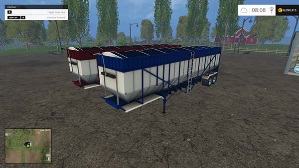 Belt Trailers Pack