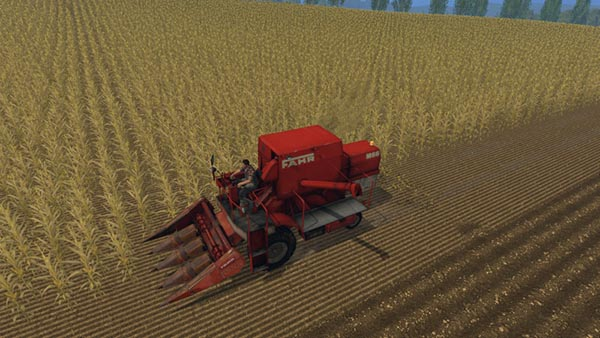 Fahr M66 Cutter Maize
