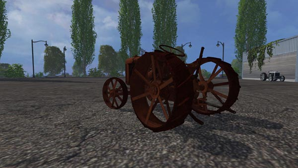 Fordson Relict