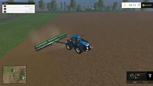 Great Plains Seeder Drill