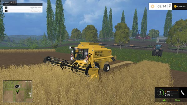 New Holland TX 68 PLUS Pack