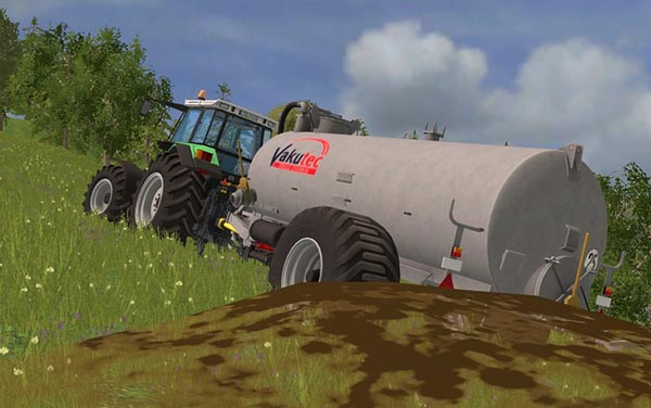 10 11 m3 liquid manure spreader pack