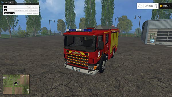 FPT Scania Gimaex