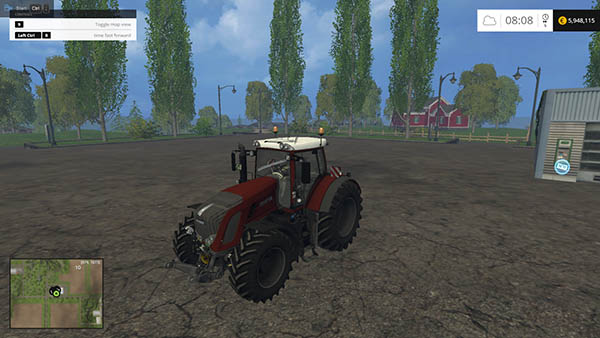 Fendt 936 Red Edition